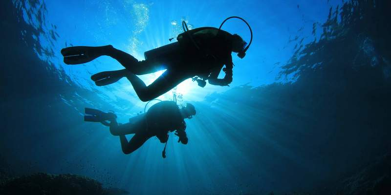 Scuba diving in Marbella