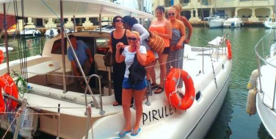 Hen party things to do in Marbella